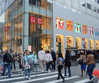 Uniqlo Global Flagship Store ユニクロ | by InSapphoWeTrust