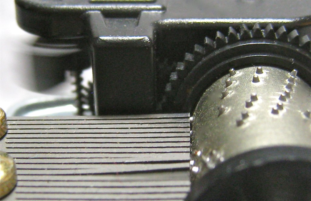 musicbox gears
