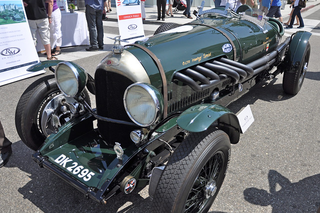 Bentley racer