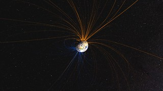 Dynamic Earth - Earth's Magnetic Field | by NASA Goddard Photo and Video