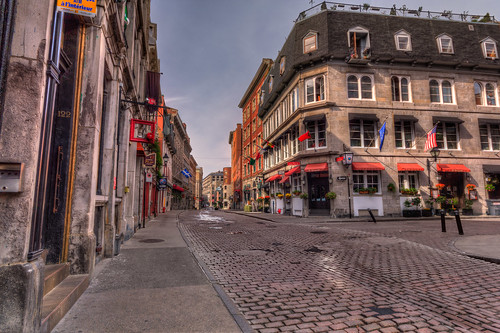 Place Jacques Cartier Wide