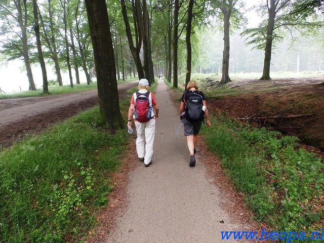 2016-06-04  KIWANIS Paleizen wandeltocht 36 Km  (52)