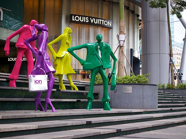 A Stroll Down Orchard Road: