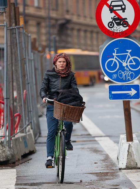 Copenhagen Bikehaven by Mellbin - Bike Cycle Bicycle - 2012 - 7078
