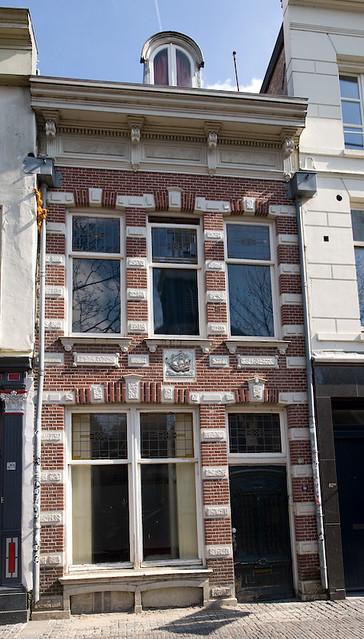 Overzichtsfoto Oudegracht 80. Foto: Anna van Kooij.