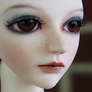 AOD Girl for Rachel, Faceup by Robbin | by Robbin With 2 Bs