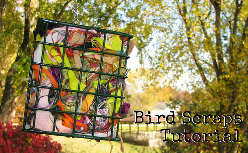 Bird Scraps Tutorial | by Sarah.WV