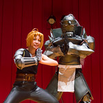 World cosplay summit 2016 entry finalist Edward Elric and Alphonse Elric
