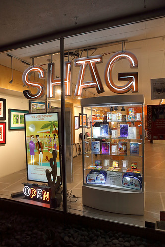 Outside of SHAG The Store | by Sam Howzit