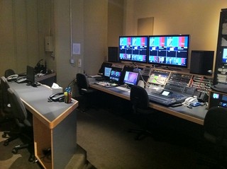 Studio 3 HD Control Room | by MediaOne.Studios