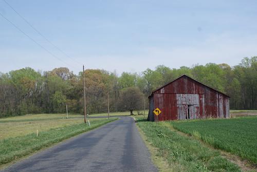 Barn, Bushwood
