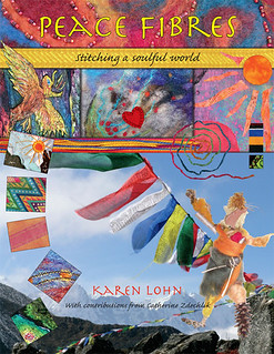 Peace Fibres by Karen Lohn