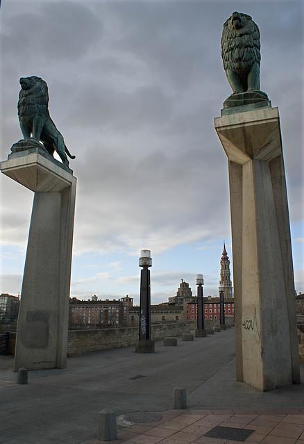 Misión puentes de Zaragoza