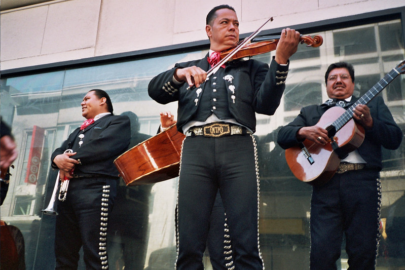 Limos and Mariachis
