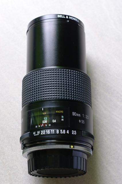 Tamron Adaptall 2 90mm F/2.5 Macro