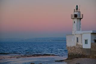 Al Fanar evening light