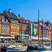 Copenhagen and Nyhavn Street