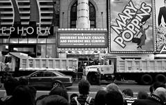 Barack on Broadway