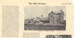 The Critic Souvenir sep1906  page4 Gawler Railway Station