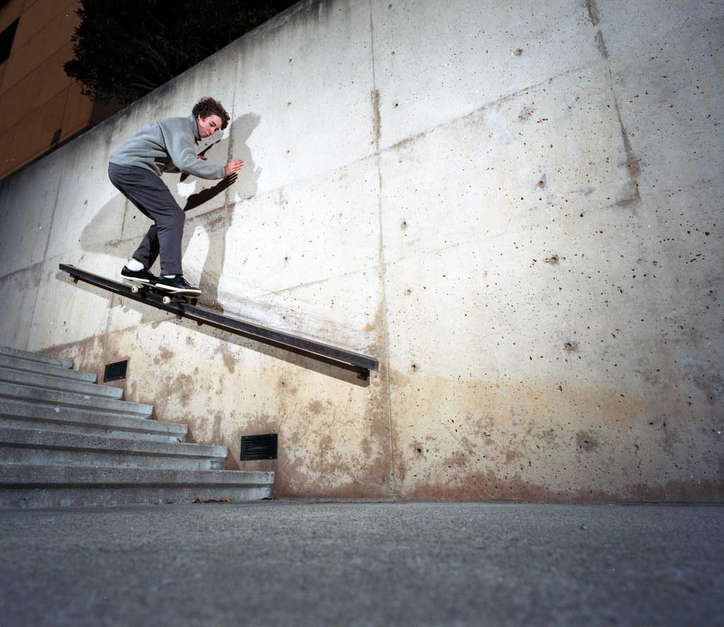 Matt Schmitt, front 50-50, SF