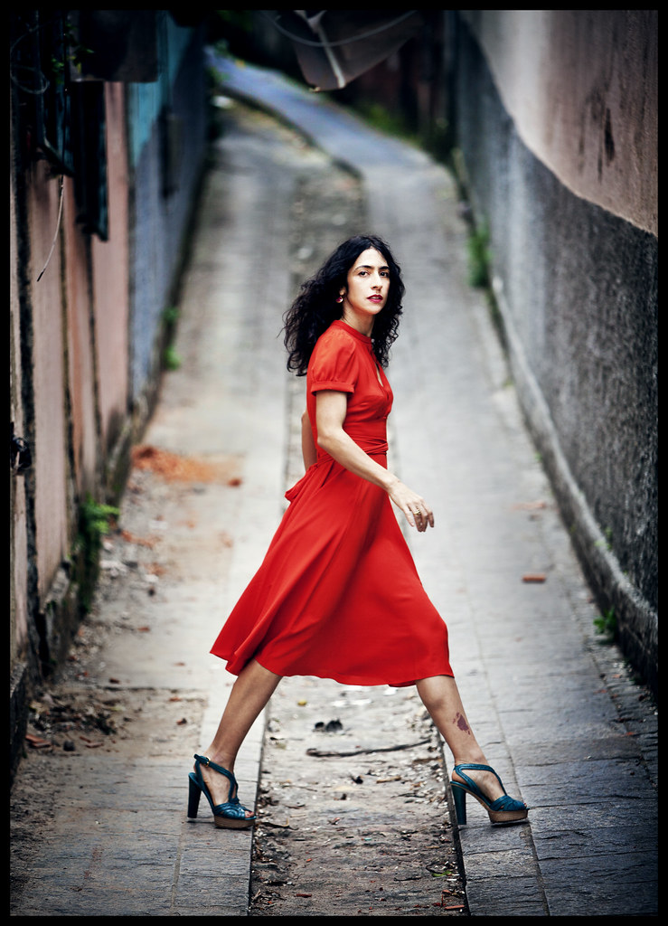 Marisa Monte por Leo Aversa