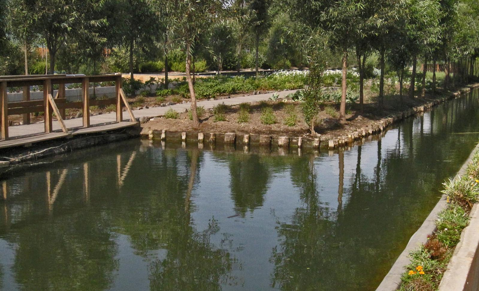 Parque Bicentenario 132