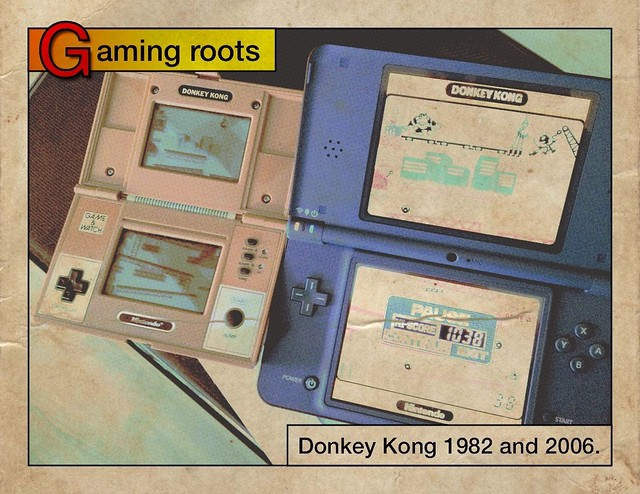 Gaming roots