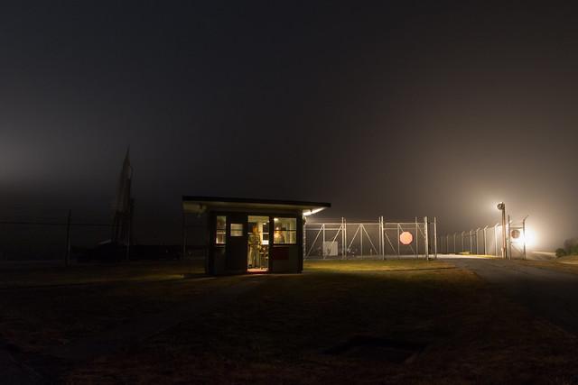 SF-88 Nike Hercules Missile Site [02]: Launch Pad