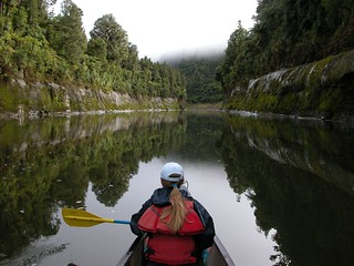 Canoeist - Wanganui Journey   by Department of Conservation