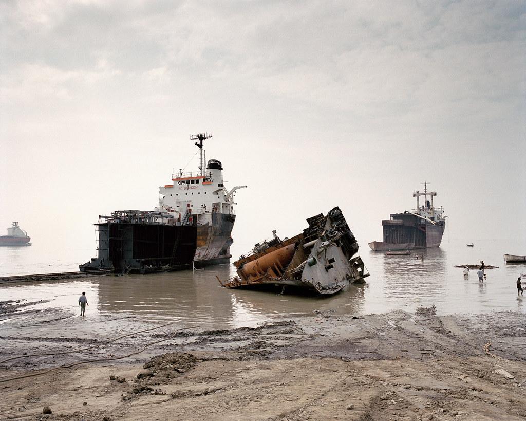 Shipbreaking, Bangladesh