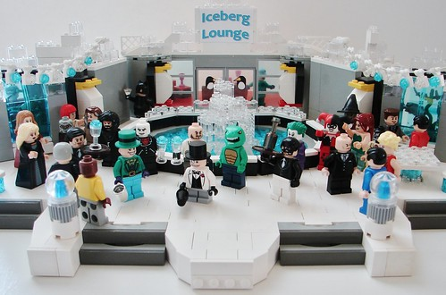 Party At the Iceberg Lounge (Part 1)