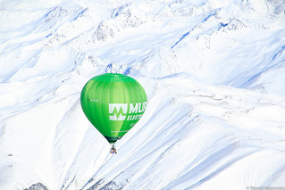 Balloon over mountains | by Balloonfestival