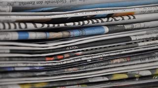 Zeitungen von gestern / Yesterday's news | by Bernd Tuchen