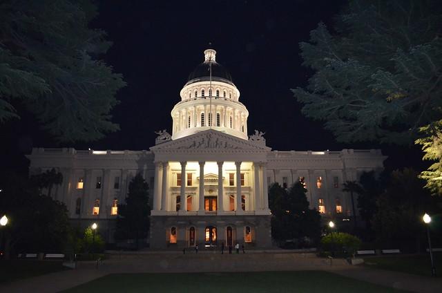 Capital, Sacramento, Ca