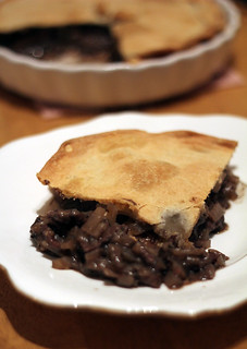 Steak and red wine pie | by Abandon Spoon!