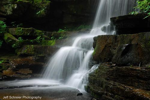 waterfall alabama