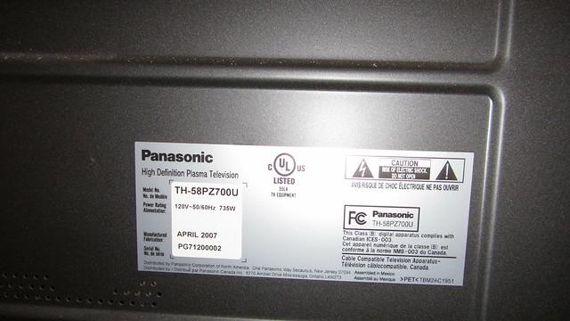 IMG_4407 panasonic plasma 58
