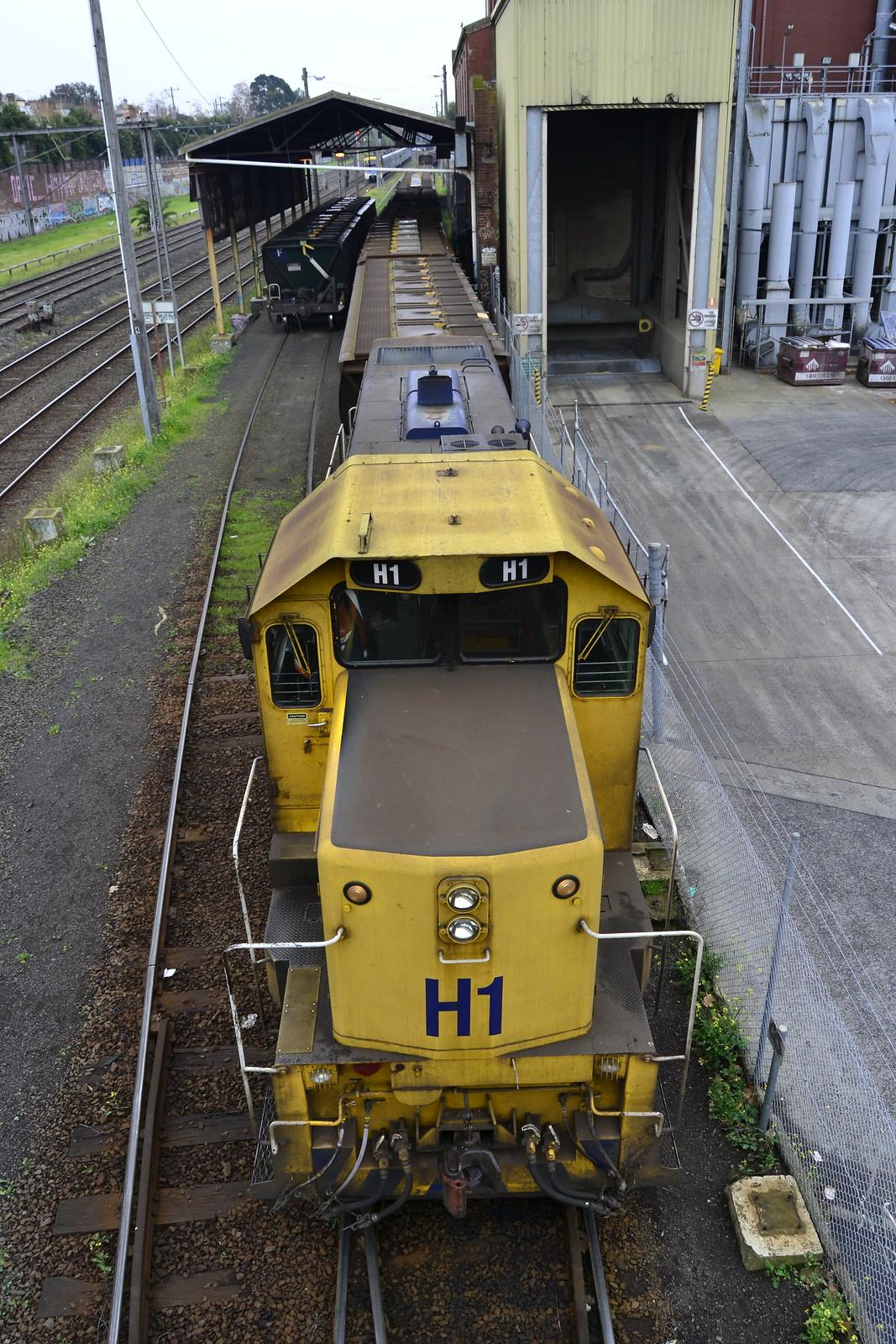 H1, Kensington Grain Shunt by Jarle D