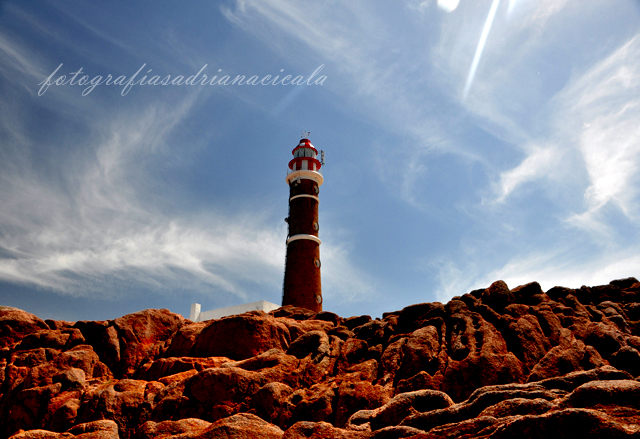 cabo polonio lighthouse