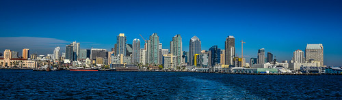 ocean california ca city sea panorama usa building water skyline buildings bay us office san view unitedstates pacific sandiego cove pano diego panoramic calif cal vista coronado skyscrapper skyscappers