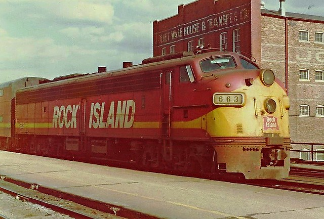 RI. #663 in Joliet   May,75