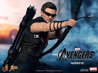 The Avengers: 1/6th scale Hawkeye | by marvelousRoland