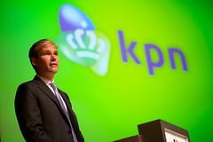 Joost Farweck (KPN) bij het Nationaal Privacy Debat