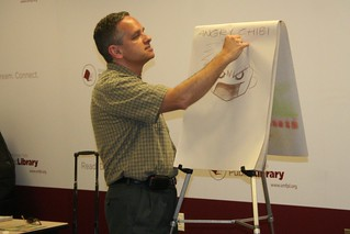 Manga Drawing Workshop w/Mark Crilley