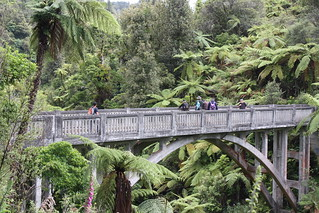 Bridge to Nowhere - Whanganui Journey | by Department of Conservation
