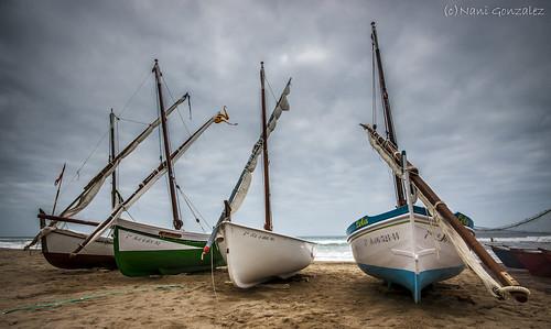 Les nostres barques