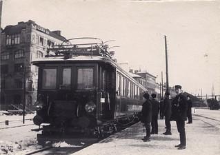 Stockholms Central 1907