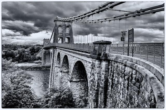 Pont Menai d/g
