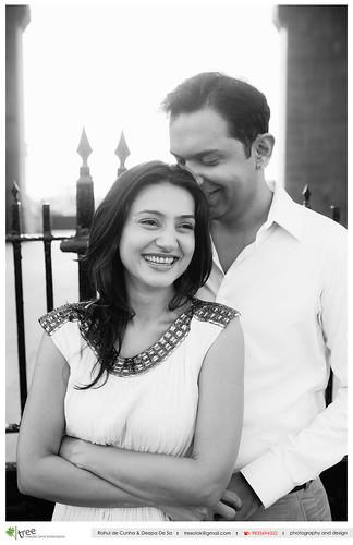 Ruma & Deepak Pre Wedding Shoot | by Rahul de Cunha