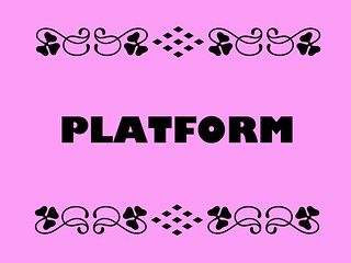 Buzzword Bingo: Platform | by planeta